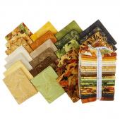 Giving Thanks Metallic Fat Quarter Bundle