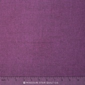 Peppered Cottons - Aubergine Yardage