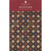 Milestones Quilt Pattern by Missouri Star