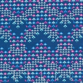 Soul Mate - Prismatic Navy Yardage