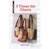 3 Times The Charm Pattern