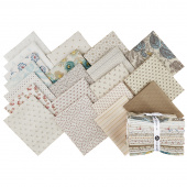 Secret Stash Neutrals Fat Quarter Bundle