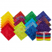 Tonga Treats Batiks - Jump Fat Quarter Bundle