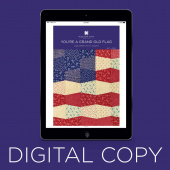 Digital Download - You're a Grand Old Flag Pattern by MSQC