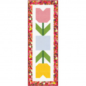 Missouri Star Totally Tulips Table Runner Kit