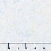 Artisan Batiks - Northwoods 7 Swirls Ice Metallic Yardage