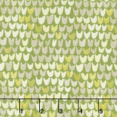 Enchanted Forest - Petal Green Yardage