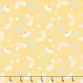 Spring Brook - Daisies Sunny Yardage