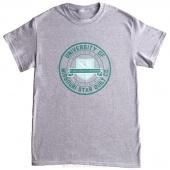 University of MSQC Small T-Shirt - Sports Grey