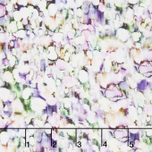 Fiorella - Efflorescence Pearl Digitally Printed Yardage