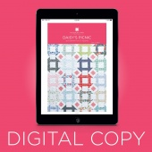 Digital Download - Daisy's Picnic Quilt Pattern by Missouri Star