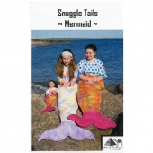 Snuggle Tails Mermaid Pattern