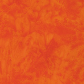 Lava Batik Solids - Sunset Lava Mandarin Yardage