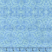 Blossom & Bloom - Bohemian Lace Teal Yardage