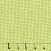 Sew Retro - Grid Green Yardage