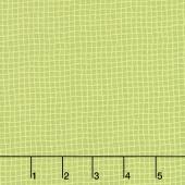 Sew Retro - Grid Green Yardage