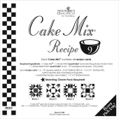 Cake Mix Recipe 9 by Miss Rosie's Quilt Co
