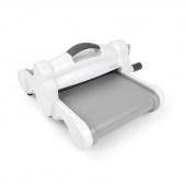 Sizzix Big Shot Plus - Machine Only (White and Gray)