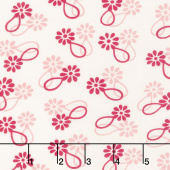 Cheeky - Daisy Chain Rose Sweet Cream Yardage