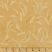 Giving Thanks - Wheat Gold Yardage