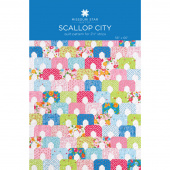 Scallop City Quilt Pattern by Missouri Star