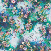 Topia - Floral Wild Digitally Printed Yardage