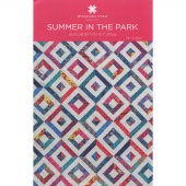 Summer in the Park Quilt Pattern by Missouri Star