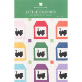 Little Engines Pattern by Missouri Star