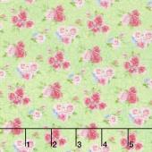 Bunny Love - Mini Flower Bouquet Green Yardage