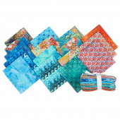 Calypso Digitally Printed Fat Quarter Bundle