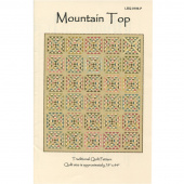Mountain Top Quilt Pattern