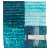 Stonehenge Gradations Brights - Lagoon Tiles
