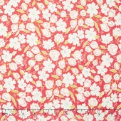 Coney Island - Buttercups Candy Apple Red Yardage