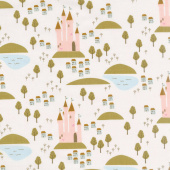 Guinevere - Castle Cream Yardage