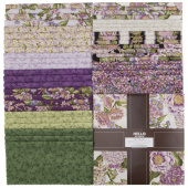 Avery Hill Blossom Metallic Ten Squares