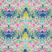 Bloomsbury - Ms. Woolf Calmwater Blue Yardage