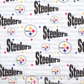 NFL - Pittsburgh Steelers Cotton Yardage
