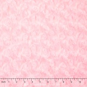 "Cuddle Embossed Rose - Pink 60"" Minky Yardage"