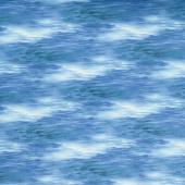 First Catch - Water Dark Blue Yardage