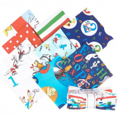 Celebrate Seuss! Fat Quarter Bundle
