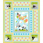 New View for Lewe Quilt Kit