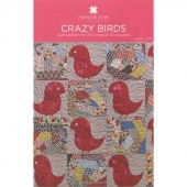 Crazy Birds Pattern by Missouri Star