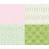 Sew Cherry 2 - Fat Quarter Pink Panel