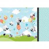 Lewe's Balloons Pillowcase Kit