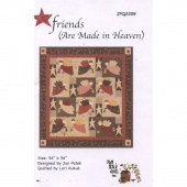 Friends Are Made in Heaven 2 Pattern