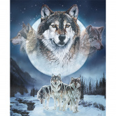 Nature's Finest - Wolf Panel