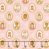 Guinevere - People Pink Yardage