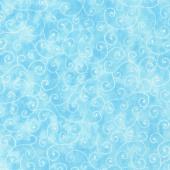 Moda Marble Swirls - Turquoise Yardage