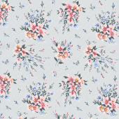 The Winterbourne Collection - Bouquet A Yardage