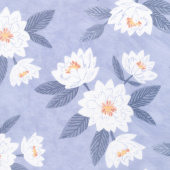 Twilight - Floral Sky Yardage